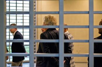 Gevangenisbezoeken: oproep naar bedrijven en burgers
